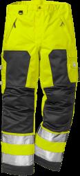 fbf0b234b05 Fristads Kansas soojad vööpüksid kollane/must