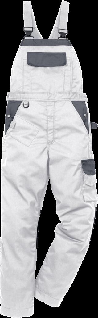 885fddf654d Fristads Kansas hingavad traksipüksid valged | Randesko AS